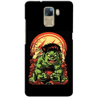 G.store Hard Back Case Cover For Huawei Honor 7