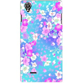 G.store Hard Back Case Cover For Lava Iris 800