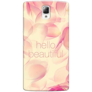G.store Hard Back Case Cover For Lenovo A2010