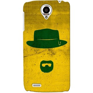 G.store Hard Back Case Cover For Lenovo S820