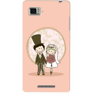 G.store Hard Back Case Cover For Lenovo Vibe Z K910