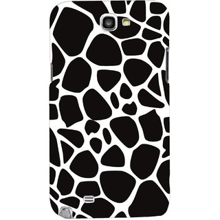 G.store Hard Back Case Cover For Samsung Galaxy Note 2