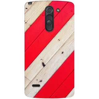 G.store Hard Back Case Cover For LG G3 Stylus