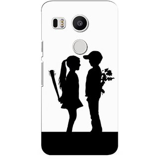 G.store Hard Back Case Cover For LG Google Nexus 5x