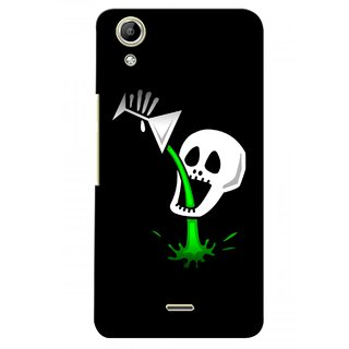 G.store Hard Back Case Cover For Micromax Canvas Selfie Lens Q345