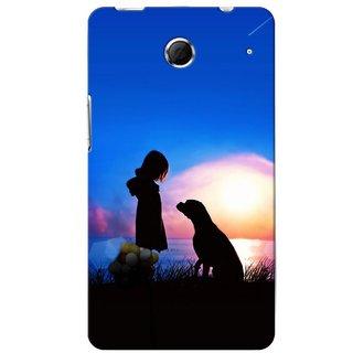 G.store Hard Back Case Cover For Lenovo S880