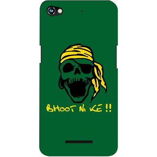G.store Hard Back Case Cover For Micromax Canvas Hue 2 A316