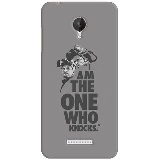 G.store Hard Back Case Cover For Micromax Canvas Spark Q380