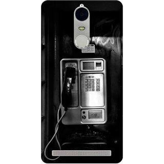 G.store Hard Back Case Cover For Lenovo K5 Note