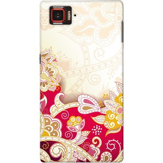 G.store Hard Back Case Cover For Lenovo Vibe Z2 Pro K920