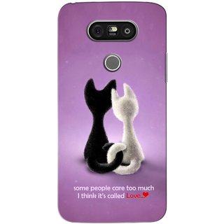 G.store Hard Back Case Cover For LG G5