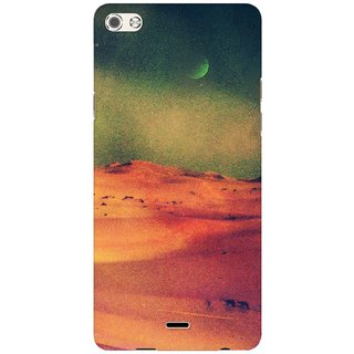 G.store Hard Back Case Cover For Micromax Canvas Sliver 5 Q450