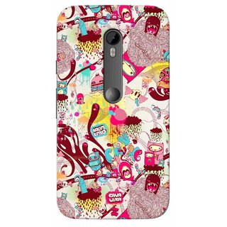 G.store Hard Back Case Cover For Motorola Moto G Turbo Edition