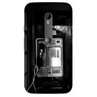 G.store Hard Back Case Cover For Motorola Moto G Turbo Edition