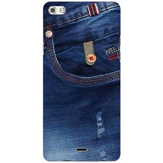 huge discount 4f954 5cafd G.store Hard Back Case Cover For Micromax Canvas Sliver 5 Q450