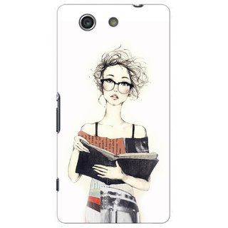 G.store Hard Back Case Cover For Sony Xperia Z4 Mini