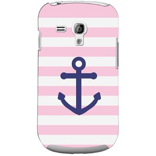 G.store Printed Back Covers for Samsung Galaxy S3 Mini Pink