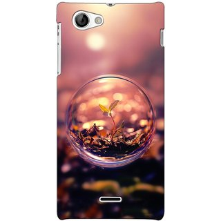 G.store Printed Back Covers for Sony Xperia J Multi