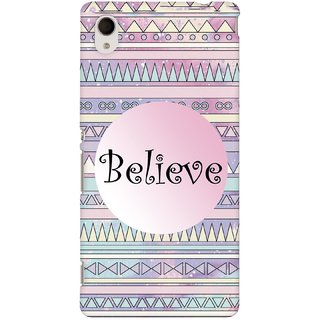 G.store Printed Back Covers for Sony Xperia M4 Aqua  Multi