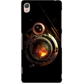 G.store Printed Back Covers for Sony Xperia Z3 Black