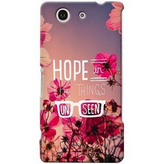 G.store Printed Back Covers for Sony Xperia Z4 Compact Multi