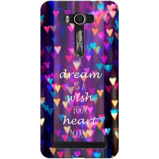 G.store Hard Back Case Cover For Asus ZenFone 2 laser ZE500KL