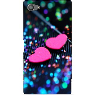 G.store Printed Back Covers for Sony Xperia Z5 Compact Multi
