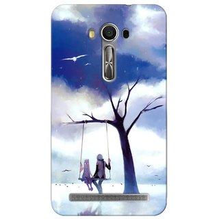 G.store Hard Back Case Cover For Asus ZenFone 2 laser ZE550KL