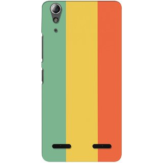 G.store Hard Back Case Cover For Lenovo A6000 Plus