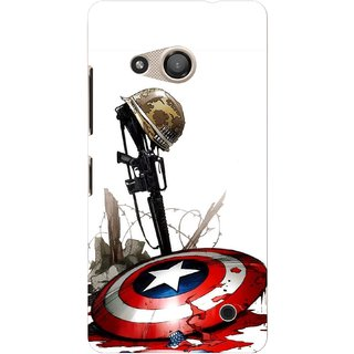 G.store Hard Back Case Cover For Nokia Lumia 550