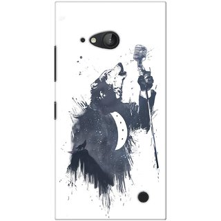 G.store Hard Back Case Cover For Nokia Lumia 730