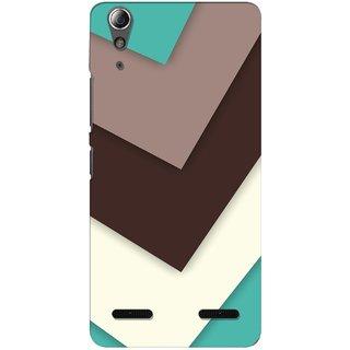G.store Hard Back Case Cover For Lenovo A6000