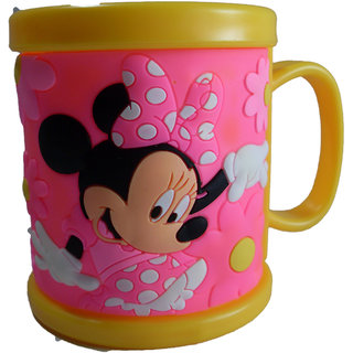 MINNIE MOUSE EMBOSSED 3D MUG FOR YOUR KIDS