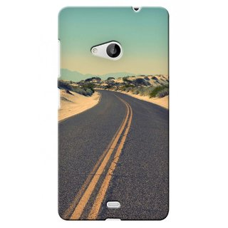 G.store Printed Back Covers for Microsoft Lumia 535 Multi