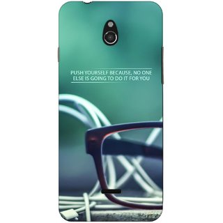 G.store Hard Back Case Cover For InFocus M2