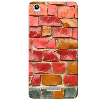 G.store Hard Back Case Cover For Lava Pixel V1