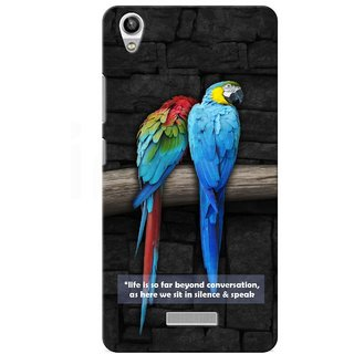 G.store Hard Back Case Cover For Lava Pixel V1