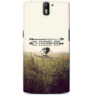 G.store Printed Back Covers for OnePlus One Multi