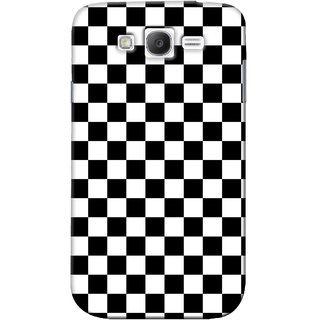 G.store Printed Back Covers for Samsung Galaxy Grand Neo Plus Black