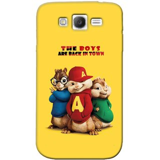 G.store Printed Back Covers for Samsung Galaxy Grand Neo Plus Multi