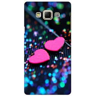G.store Printed Back Covers for Samsung Galaxy A7 Multi