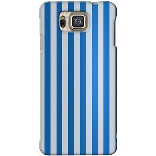 G.store Printed Back Covers for Samsung Galaxy Alpha Multi