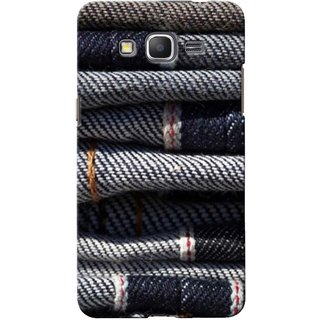 G.store Printed Back Covers for Samsung Galaxy Core Prime G360h Multi