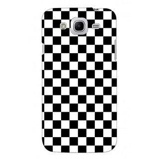 G.store Printed Back Covers for Samsung Galaxy Mega 5.8 I9150 Black