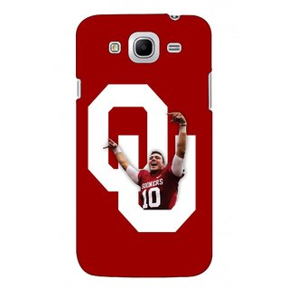 G.store Printed Back Covers for Samsung Galaxy Mega 5.8 I9150 Red