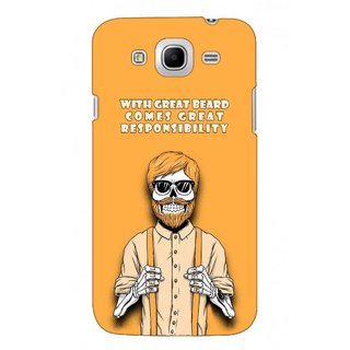 G.store Printed Back Covers for Samsung Galaxy Mega 5.8 I9150 Yellow