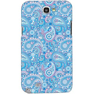G.store Printed Back Covers for Samsung Galaxy Note 2 Multi