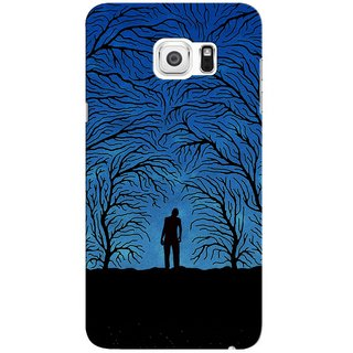 G.store Printed Back Covers for Samsung Galaxy Note 5 Blue