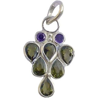 Ankit Collection Sterling Silver Pendant (AC178PD)