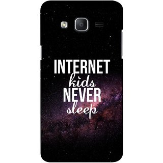 G.store Printed Back Covers for Samsung Galaxy On7  Multi